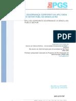 Governança Corporativa Setor Público - José Matias