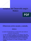 1-Wallon - Estadios Del Desarrollo