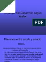1-Wallon - Estadios Del Desarrollo