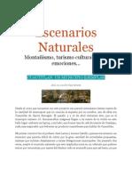Escenarios Naturales