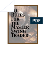 Alan Farley- Swing Trading 20 Rules