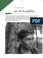 Ayvu Rapyta Libro Sagrado Guarani