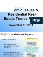 2011 Residential Real Estate Economic Forum