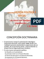 CONDUCCIÓN POLÍTICA Y SOCIAL