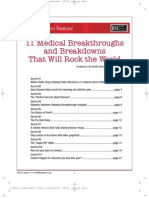Encyclopedia of Medical Breakthroughs | Alternative Medicine