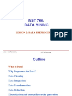 Lesson2 Data Pre Processing by Rk