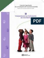 INTERPRETACION_indicadores Cresimiento Infantel