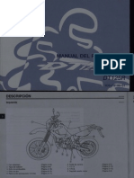 Yamaha DT125R 04 Owners Manual ITA by Mosue
