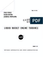 Liquid Rocket Engine Turbines