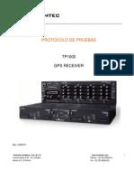 Protocolo TP1000 OO0910