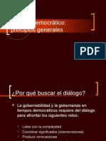 Diálogo Democrático