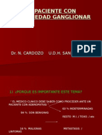 El Paciente Con Enfermedad Ganglionar