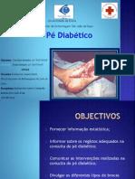 Pé Diabético - formação