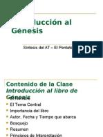 Introduccion Al Libro de Génesis