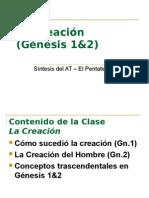 La Creación - Génesis 1 y 2