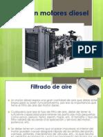 Aire en Motores Diesel
