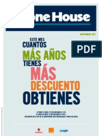 Catalogo the Phone House Navidad 2011