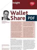 Economic Insight 22 Wallet Share