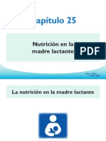 25.Nutricion en La Madre Lactante
