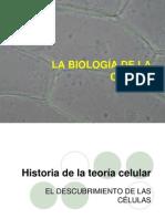 Biología de la Célula