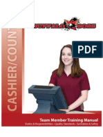 BB-Cashier Training Manual