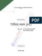 Tieng Anh 1 - Bai Giang