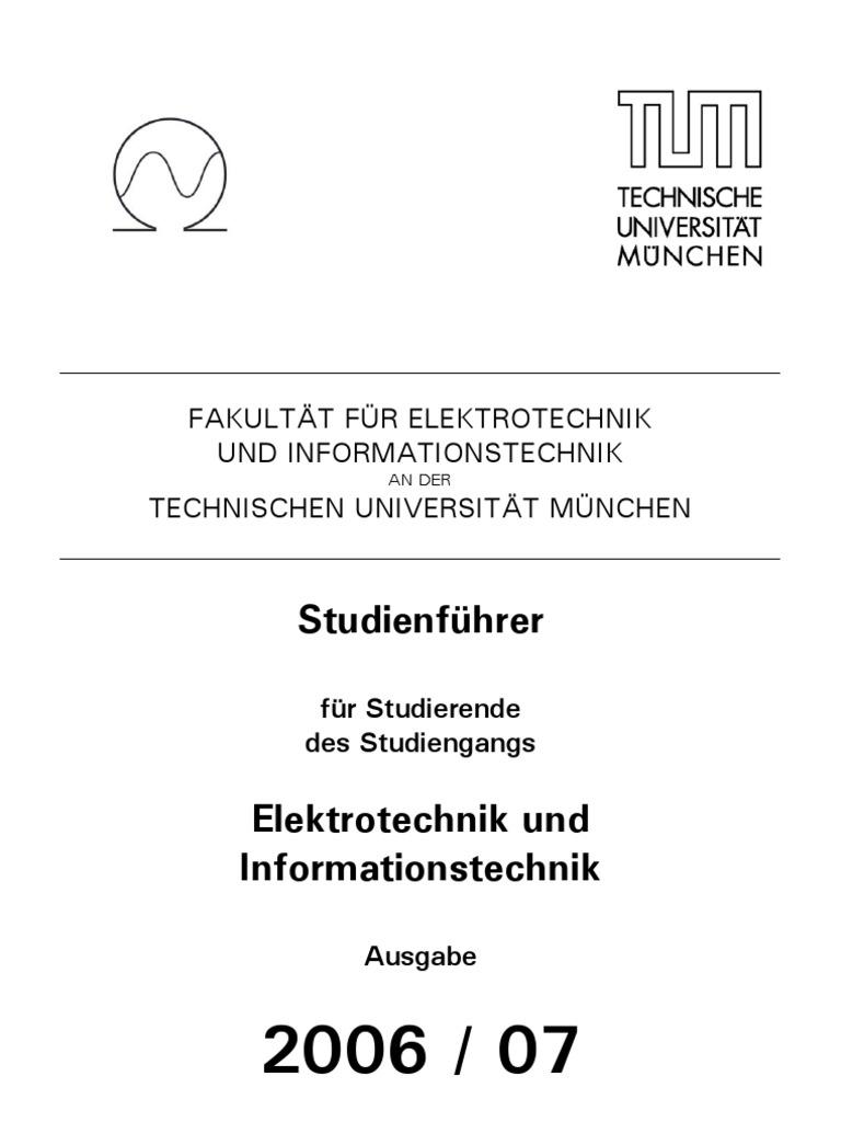 Studienfuehrerei master 39 s degree mechatronics for Nc elektrotechnik