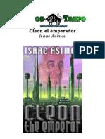 Asimov, Isaac - Cleon El Emperador