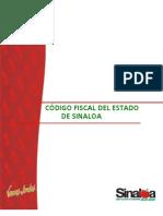 Codigo Fiscal Del Estado de Sinaloa