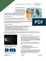 IHB Newsletter - 10-2011