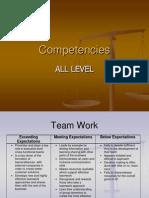 5 Competencies