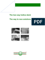 Bubble deck design guide