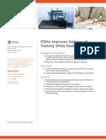 FEMA Case Study