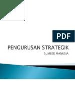 Modiul  6 Strategik Pengurusan