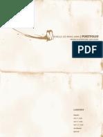Diploma in Architecture- Portfolio