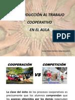INTRODUCCIÓN AL TRABAJO COOPERATIVO EN EL AULA