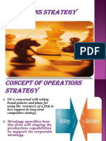 Operation Strategy(LECT 2)[1]