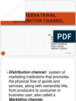 International Distribution Channel2