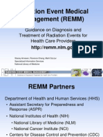 Radiation Event Medical Management (REMM)