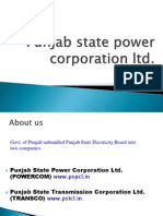 Punjab State Power Corporation Ltd.