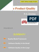 SQP 2005 L4 Software Product Quality