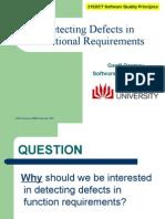 SQP 2005 L5 Defect Detection 2003