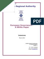 Eu Governance White Paper