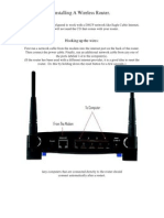 4852617 Wireless Router