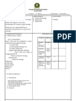 UBD Lesson Plan- Science 3rd QRTR