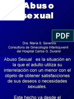 Abuso Sexual Infantil Ama