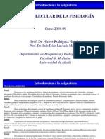 Tema 1 Estructura de Membranas