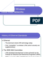 Lecture 4 Ethernet and Wireless Local Area Networks 4482