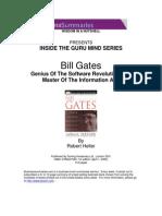 Bill Gates-Inside the Guru Mind