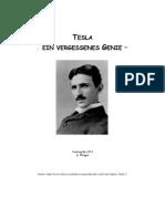 A. Wenger - Tesla - Ein Vergessenes Genie